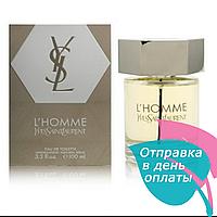 Мужская туалетная вода Yves Saint Laurent L`Homme