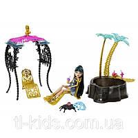 Оазис пустыни и Клео Де Нил 13 Желаний Монстр Хай - Oasis Cleo De Nile 13 Wishes Monster High Y7716