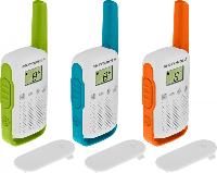Радиостанции Рация Motorola Talkabout T42 Triple Pack, фото 1