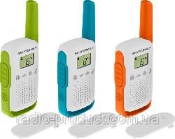 Радиостанции Рация Motorola Talkabout T42 Triple Pack