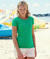 Женская футболка классическая Valueweight Lady-Fit 61-372-0