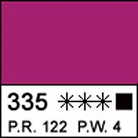 Краска акриловая МАСТЕР-КЛАСС, розовая светлая акрил 46мл ЗХК