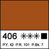 Краска акриловая МАСТЕР-КЛАСС, сиена жженая акрил 46мл ЗХК