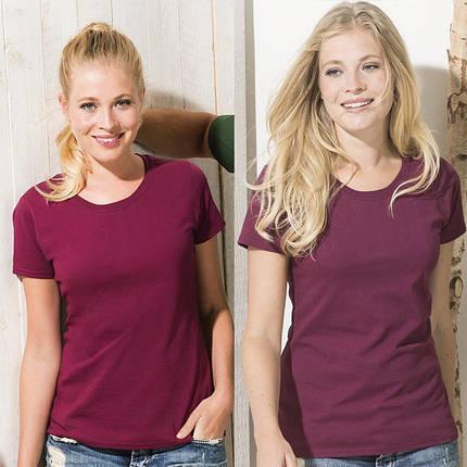 Женская футболка премиум 61-424-0, фото 2