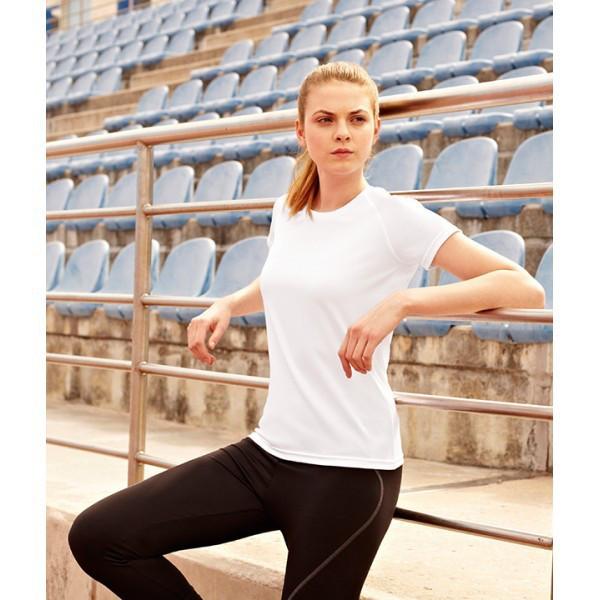 Женская спортивная футболка Perfomance Lady-Fit 61-392-0
