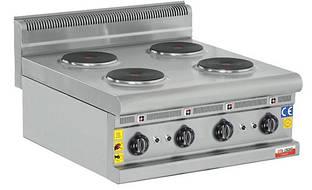 Плита электрическая настольная 4-х конфорочная Lors EO.663