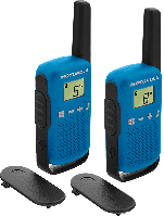 Радиостанции Motorola Talkabout T42 Blue Twin Pack