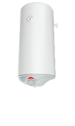 Водонагреватель Eldom Style Slim 50 литров (бойлер) настенный узкий мокрый тэн