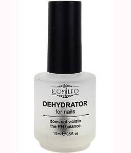 Дегидратор для нігтів Komilfo Dehydrator, 15 мл