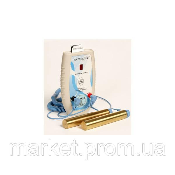 Медицинский аппарат Парацельс + медные электроды (антипаразитарный)