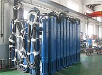 Промышленный погружной насос 150QJ10-279/30, фото 1