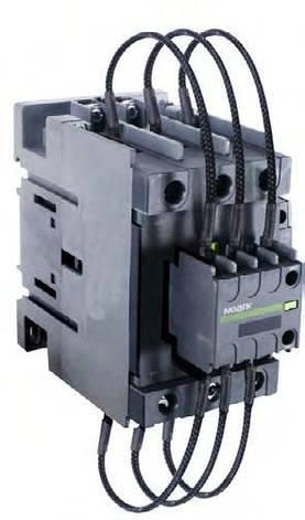 Контакторы для конденсаторных батарей, серия Ex9CC 30 kVar, фото 2