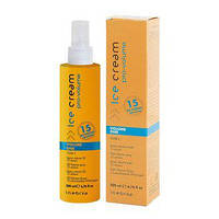 Спрей для придания объема волос Inebrya Ice Cream Volume One 15 in 1 Spray 200 мл.