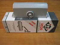 Дверной доводчик ITO H120 40-85 кг серый