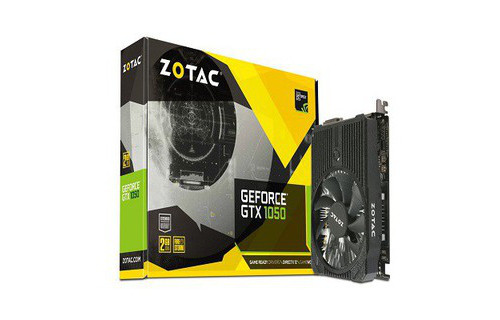 Zotac PCI-Ex GeForce GTX 1050 Mini 2GB GDDR5 (128bit)