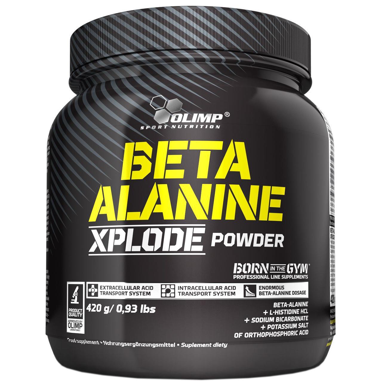 Olimp Beta-Alanine Xplode Powder 420 g