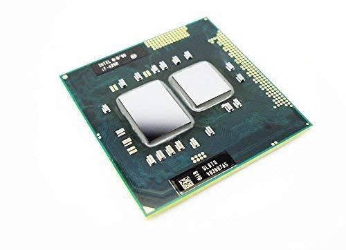 Процессор Intel Core i7-620M 4 МБ кэш-памяти, тактовая частота 2,66 ГГц