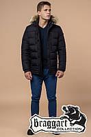Куртка зимняя мужская Braggart Dress Code - 45610C черная