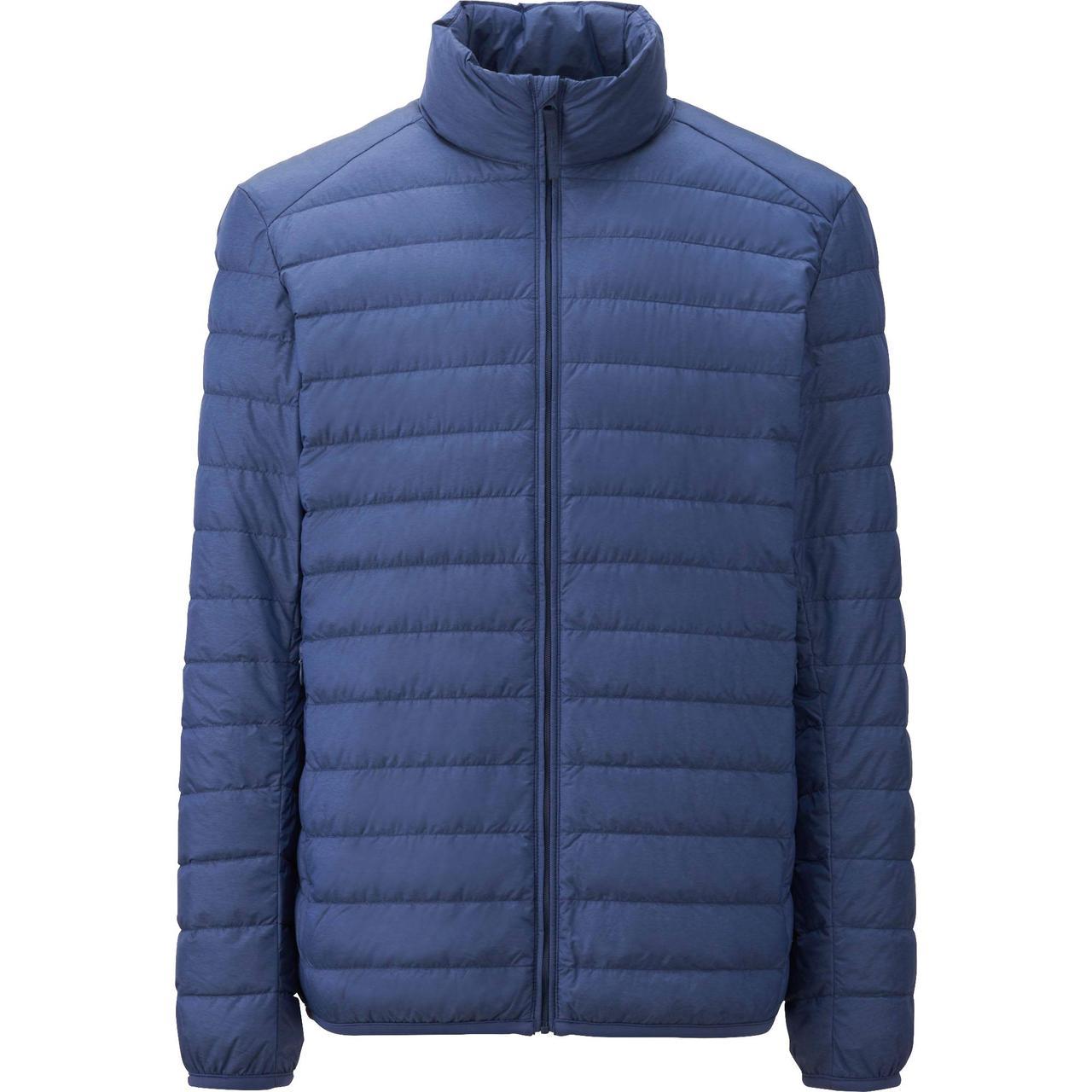 Куртка Uniqlo men ultra light down BLUE66
