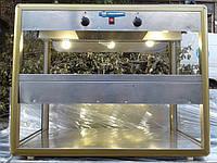 Тепловая витрина TECFRIGO 202 б/у, витрина тепловая для выпечки б у, тепловая витрина б у