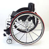 Активна інвалідна коляска для дорослих GTM Mobil Jaguar Active Wheelchair, фото 4