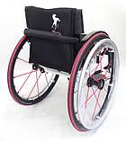 Активна інвалідна коляска для дорослих GTM Mobil Jaguar Active Wheelchair, фото 5