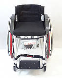 Активна інвалідна коляска для дорослих GTM Mobil Jaguar Active Wheelchair, фото 3