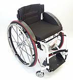 Активна інвалідна коляска для дорослих GTM Mobil Jaguar Active Wheelchair, фото 2