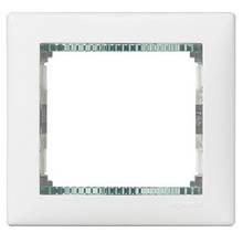 Рамка 1 пост. Білий/кристал, Legrand Valena 774461