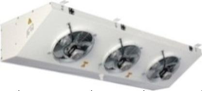 Воздухоохладитель угловой SBK-81-230-GS-LT (повітроохолоджувач)