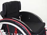 Активна інвалідна коляска для дорослих GTM Mobil Jaguar Active Wheelchair, фото 6
