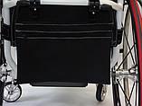 Активна інвалідна коляска для дорослих GTM Mobil Jaguar Active Wheelchair, фото 8