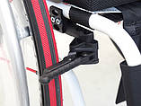 Активна інвалідна коляска для дорослих GTM Mobil Jaguar Active Wheelchair, фото 9