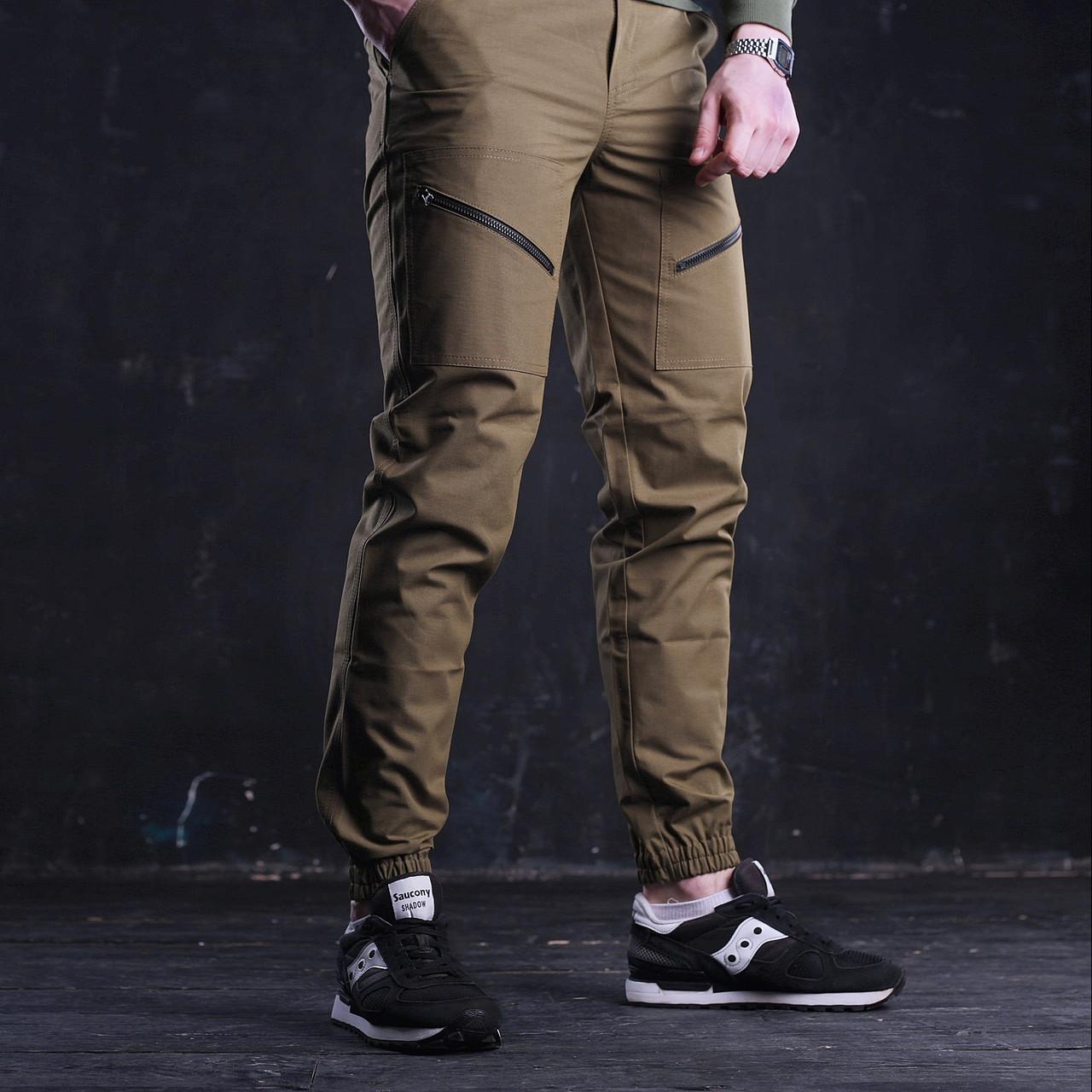 14953729 Карго штаны мужские цвета горка от бренда Тур модель Апачи (Apache) размер  S,