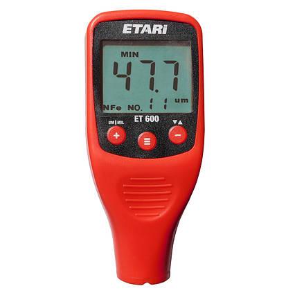 Толщиномер Etari ET 600, фото 2