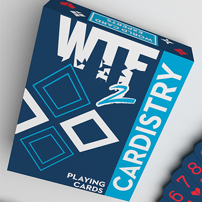 Карты игральные| WTF Cardistry 2 Spelling Deck by De'vo vom Schattenreich and Handlordz
