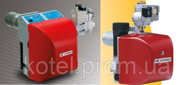 Изображение газовых горелок Unigas Idea