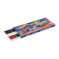 Краски акварельные 12 цветов Hot Wheels Kite картон уп HW17-041