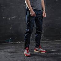 Штаны джоггеры мужские синие от бренда ТУР модель Hyde размер S, M, L, XL, XXL