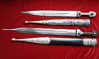 Кавказский кинжал Кама ХІХ век серебро