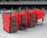 Котли твердопаливні сталеві моделі «РЕТРА-4М Combi»
