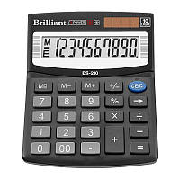 Калькулятор Brilliant 10 разрядов 2-питан. BS-210