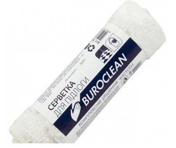 Салфетка для пола Buroclean 50х70см белая 10200151-09