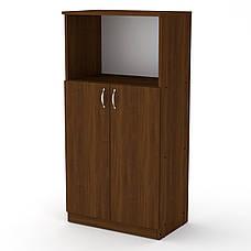 Шкаф Книжный КШ-15 Офисный Компанит, фото 3