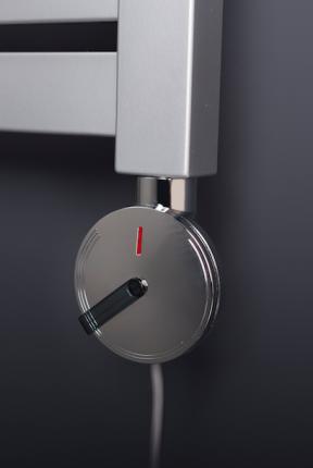 Enix GV ТЭН для полотенцесушителя Chrome с кабелем, 300 W, фото 1