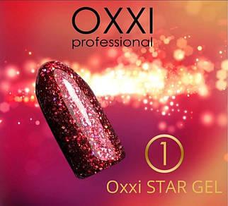 Гель лак Oxxi Star Gel №1