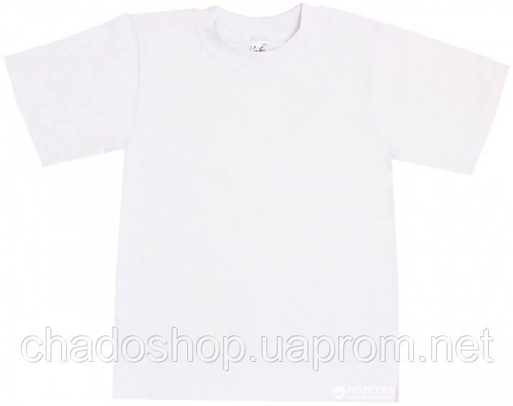 Детская белая футболка Valeri