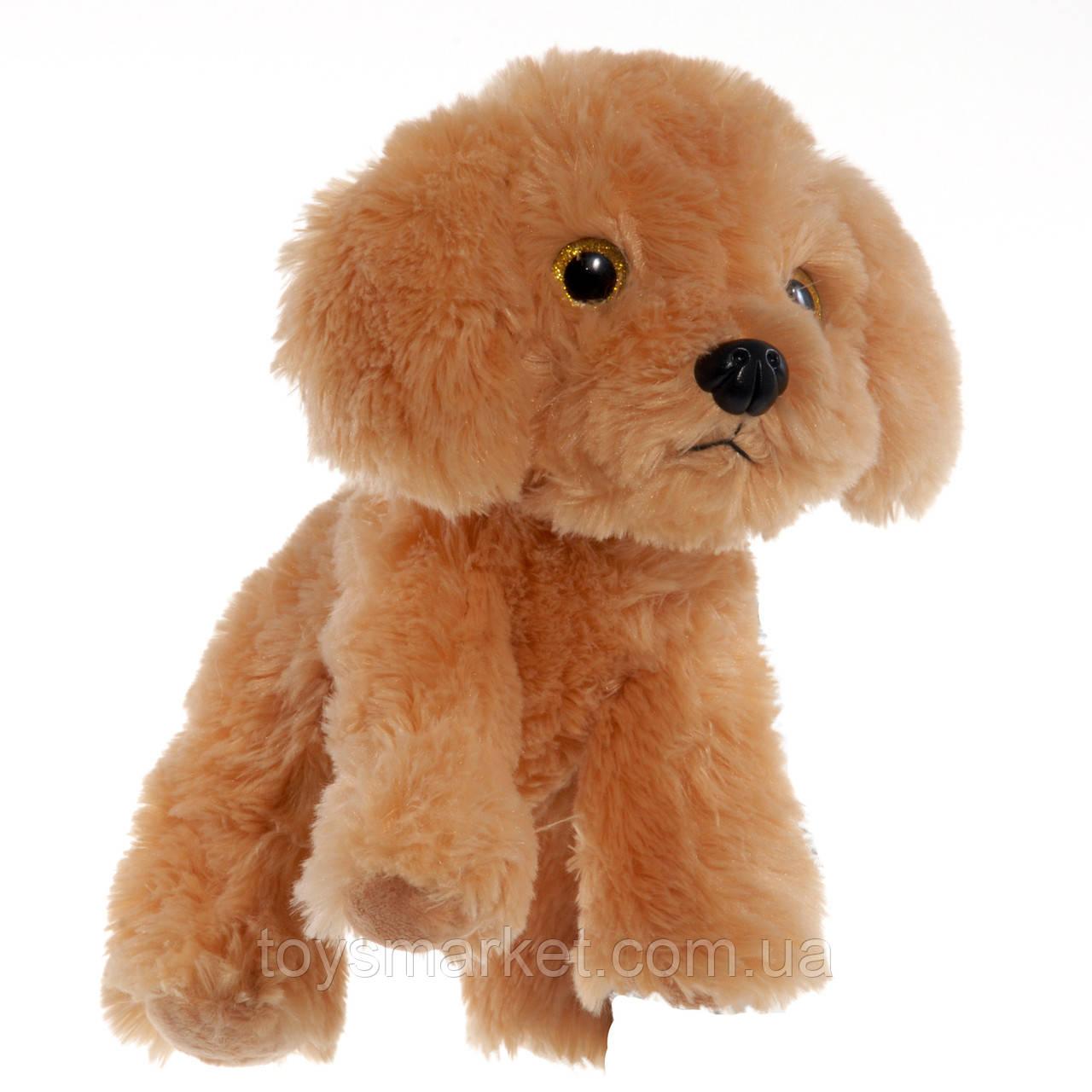 Детская мягкая игрушка песик Анри