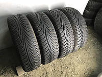 Шины бу зима 195/65R15 Goodyear Ultra Grip6 4шт 6,5-7мм