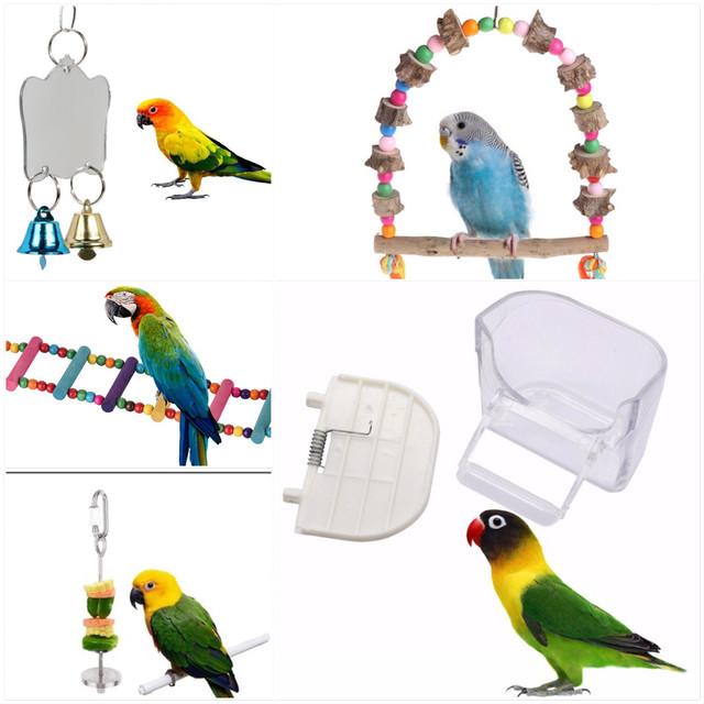 Аксесуари для папуг і птахів